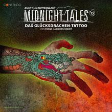 Cover Midnight Tales - 15 - Das Glücksdrachen-Tattoo