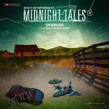Cover Midnight Tales - 4 - Spurlos