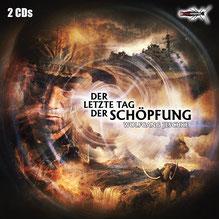CD Cover Der letzte Tag der Schöpfung