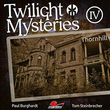 CD Cover Twilight Mysteries Thornhill