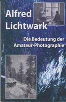 Buch von Alfred Lichtwark 1893