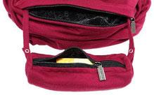 Triple Smart Loop: Multifunktionaler Loopschal mit sicheren Minibag