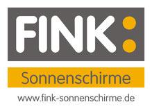may Sonnenschirme Fachhändler für Groß-Bieberau: FINK Sonnenschirme Händler für Kindergartenschirme und Gastroschirme in HESSEN Logo