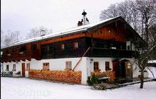 Altes Bauernhaus in Bayern in Alleinlage