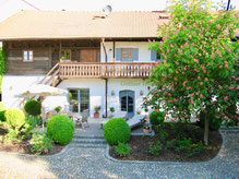 Bauernhaus in Oberbayern