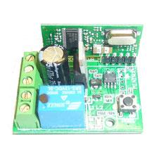 Receptor auxiliar universal Ref. 1001 para motorización de rueda de AKIA France System