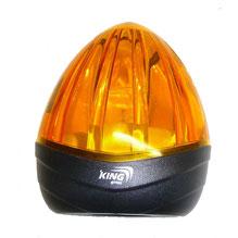 Luz intermitente IDEA para las motorizaciones de portón de rueda de AKIA France System