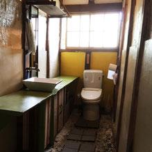 英語村トイレ