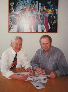 Ernst Fischer und Peter Florian