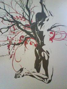 SAHI. Hombre-árbol.