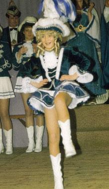 Tanzmariechen Stephanie Lutz
