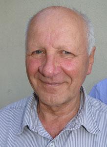 Vizebürgermeister Peter Lümpert, gewählt 1994, 1999, 2004, 2009, 2014 ...