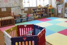 地域子育て支援センターさいわい 室内