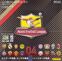 Panini Football League 2013 - PFL04 - Couverture Album