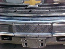 Silverado Bumper Screen