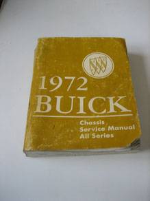Buick 1972 Chassis Service Manual Foto 128