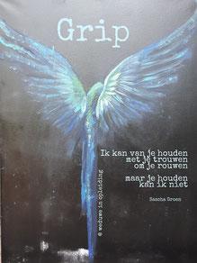 Gedicht Grip - Weduwe in Opleiding - Sascha Groen