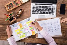 Organisieren mit Kalender und Computer