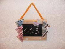 Geldgeschenke Ideen zur Geburt