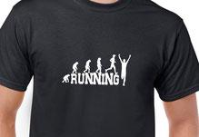 t shirt running homme