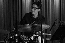 Sven Krug Quartett: Tobias Schulte, Schlagzeug