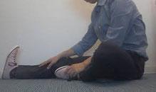 登山で頚椎椎間板ヘルニアになった奈良県御所市の男性