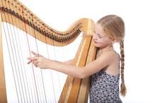 Corso di Arpa della Scuola di Musica Suaviter Roma