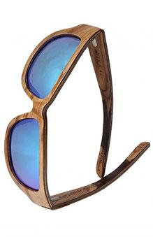 Sport Sonnenbrille aus Holz