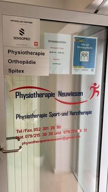 Physiotherapeut Winterthur