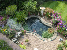 Making A Garden Pond Child Safe Flowerpotman Landscape Gardener