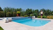 Solar Abdeckung, Schwimmbeckensicherheit, passive Poolheizung