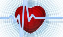 Heiler.org - Herzrhythmusstörung Darstellung Herzschlag