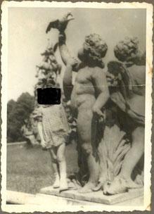 Figure 20-Photo prise en 1948 avec Rachel