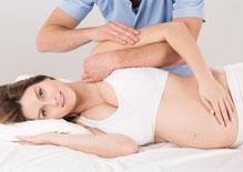 ostéopathie femmes enceintes