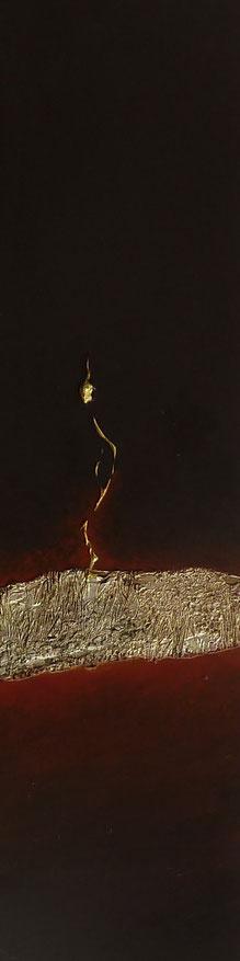 Les Insouciants VII Dim: 50/13 cm