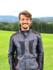 David Eichinger - der Teichsauger