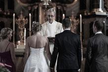 Fotos und Fotografie von Hochzeiten, vom Heiraten, Hochzeitsfeiern