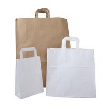 papieren draagtassen - tasjes van papier online bestellen en kopen in onze webwinkel.