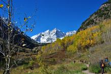 Mietwagenreise Colorado