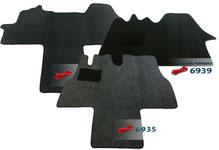 Autoteppich/ Autofussmatte für Peugeot J5 , Boxer 1-2