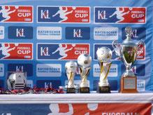 Siegerehrung - Pokale