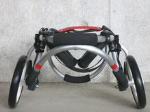 犬の車椅子 犬用車いす 犬歩行器 ドッグカート コーギー車いす ダックス車椅子 DogKart クララワークス 犬の駅