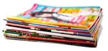 Fachpresse und Fachzeitschriften für Gastronomie
