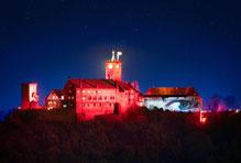 Wartburg Eisenach Burg Lutherjahr