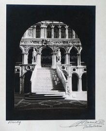 Nr. 3558 Treppe in Venedig