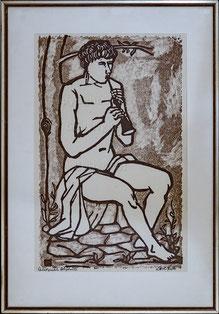 Nr. 2791 Der Flötenspieler