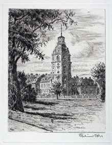 Nr. 1885 Schloss Karlsruhe