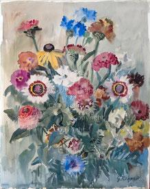 Nr. 2643 Blumenbouquet