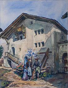 Nr.1144 Dorfgespräch