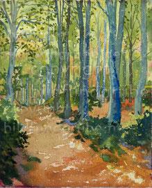 Nr. 198 Waldweg